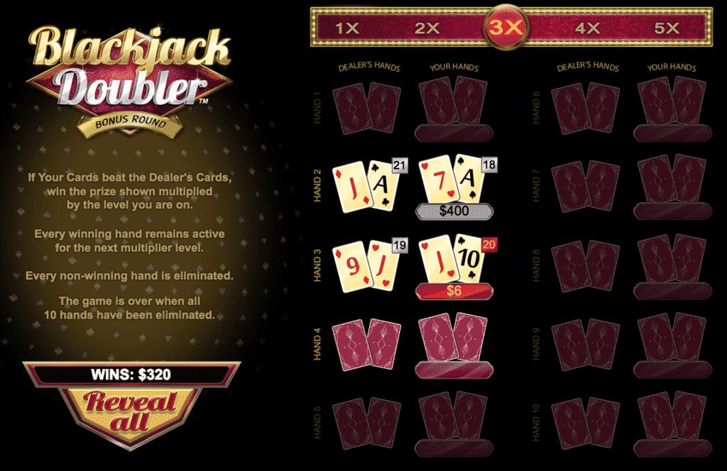 Blackjack Doubler 2