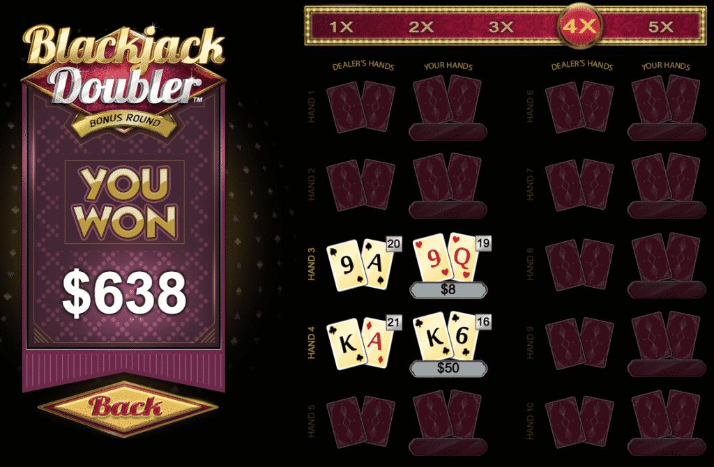 Blackjack Doubler 3