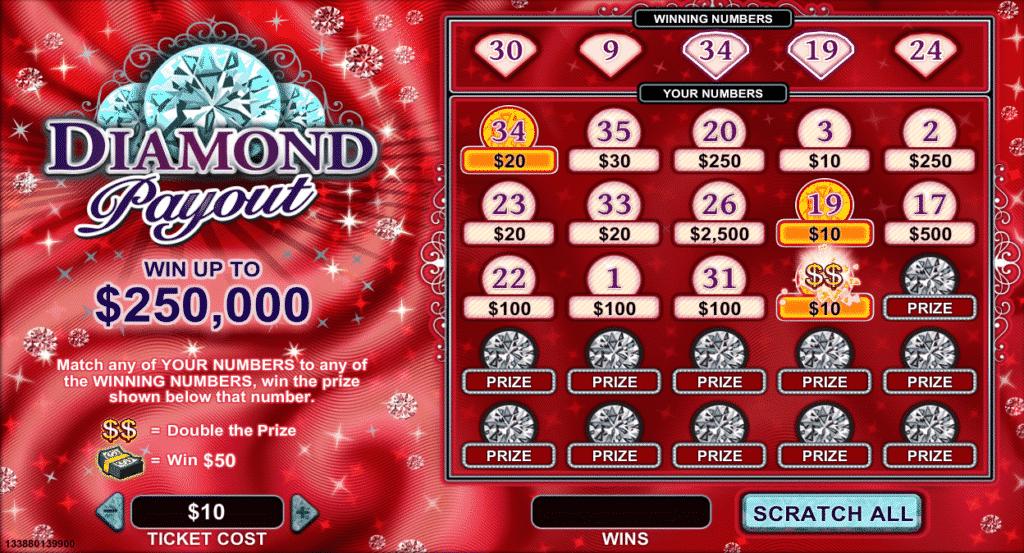Diamond Payout