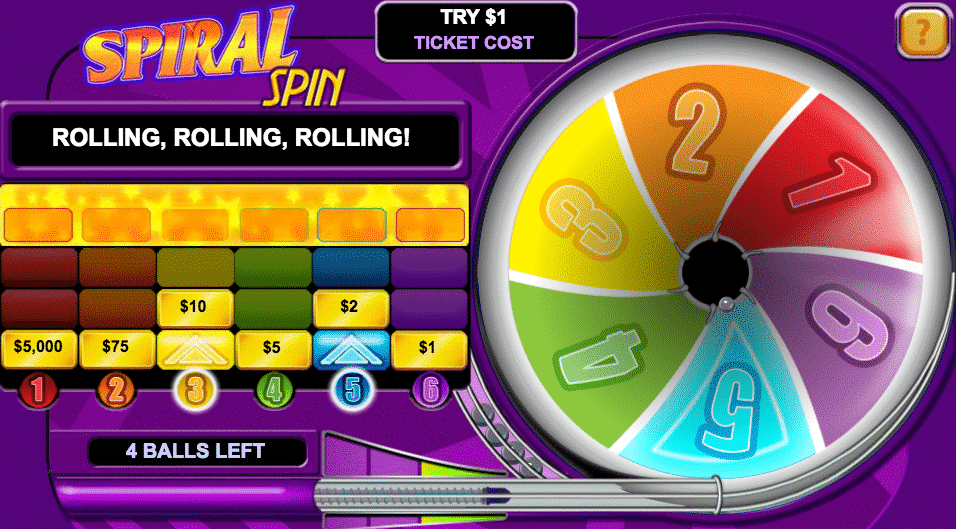 GA Lottery instant win 2