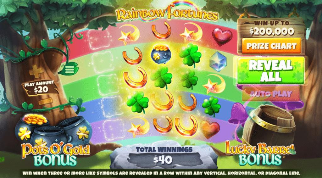 Rainbow Fortunes